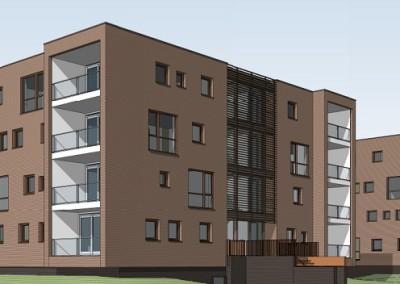 Natuurlijk wonen in Driebergen: 13 appartementen