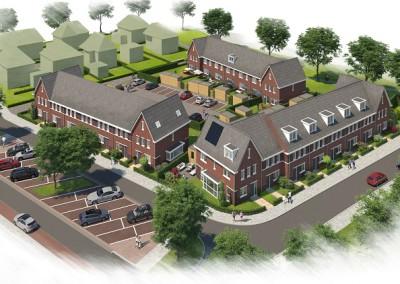 Heide Park: 22 woningen Anna's Hoeve Hilversum