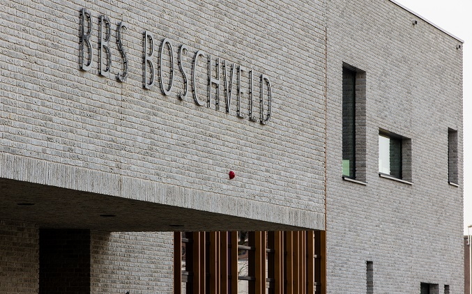 Den Bosch_Brede school Boschveld_proj 2