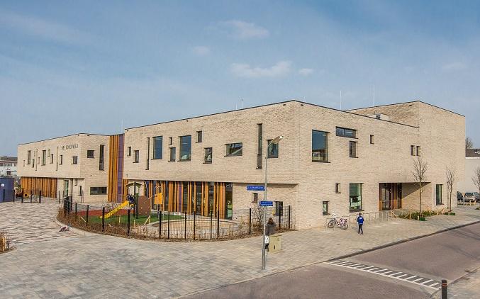 Den Bosch_Brede school Boschveld_proj 3