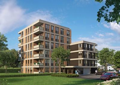 Weert: levensloopbestendige appartementen