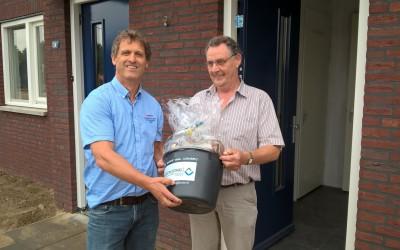 Burchthof – Roermond: opgeleverd voor de bouwvak, fijne vakantie!