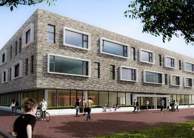 Nieuwbouw Zeeburgereiland gaat voor nieuwe school