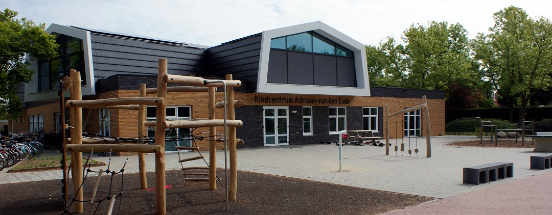 Frisse onderhoudsvriendelijke School Warnsveld