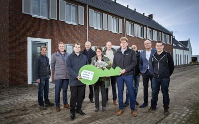 Janssen de Jong levert NOM-woningen op in Geerpark Vlijmen