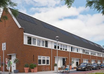 Tilburg – plan Rosmolen: een buurt die je samen met je nieuwe buren bouwt