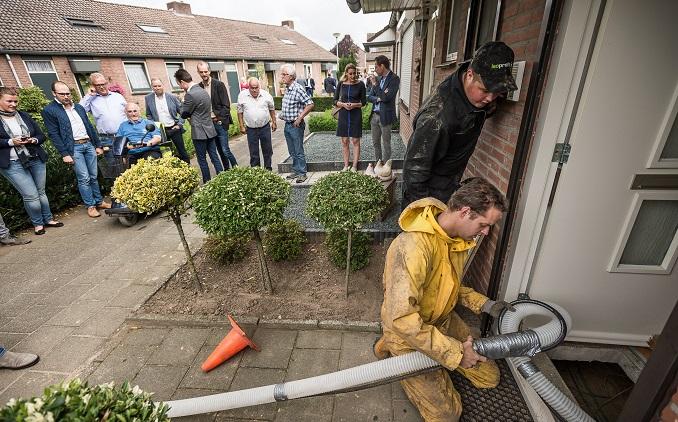 Officiële gunning energieprojecten Wonen Limburg