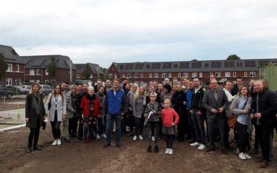 Schijndel: officiële start bouw laatste fase plan Hulzebraak