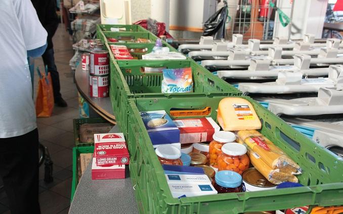 Actie 'L1 Samen voor de Voedselbank'
