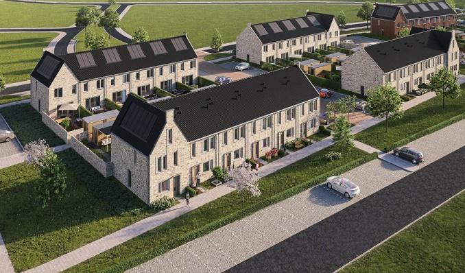 Roermond: start verkoop fase 1 – plan Neeldervelt