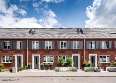 Schijndel – Hulzebraak: modern en eigentijds wonen