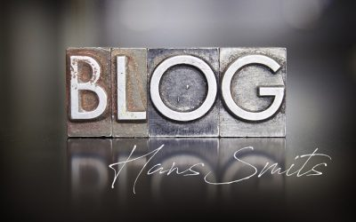 Blog CEO Hans Smits