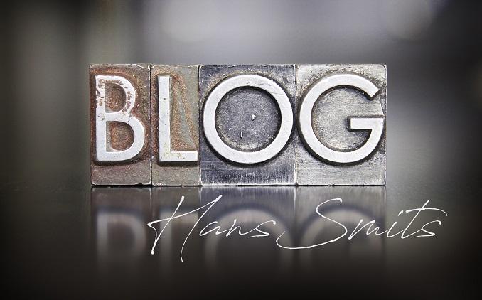 Blog CEO Hans Smits