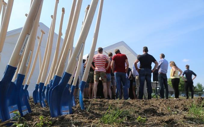 Horst: start bouw 30 woningen De Afhang