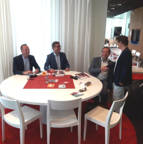 Resultaatgerichte Samenwerkingsovereenkomst getekend tussen Mooiland, Van der Horst en Van Herpen en OnderhoudPlus