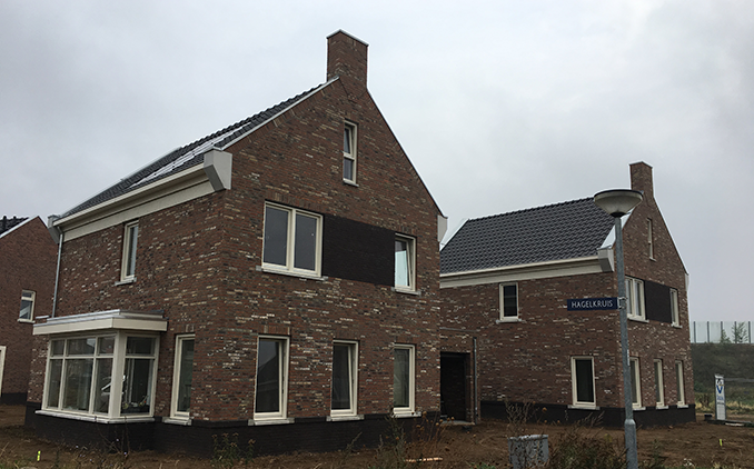 Hout-Blerick: plan Helmusweg is in oplevering!