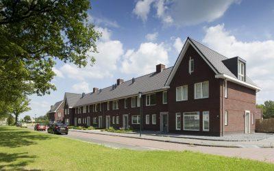 Nieuwbouwwijk Hulzebraak III in Schijndel voltooid