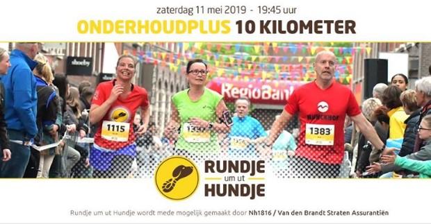 Janssen de Jong OnderhoudPlus trotse naamsponsor 'Rundje um ut Hundje'