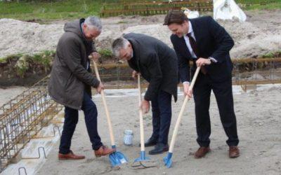 Start bouw 27 woningen Molenweide te Krimpen aan de Lek