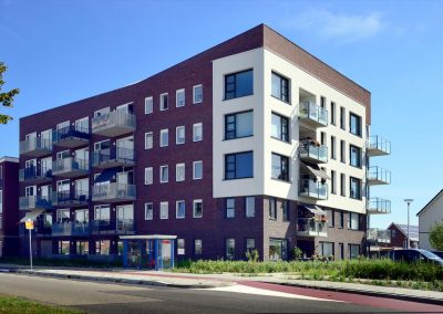 Enschede: 24 appartementen Boswinkel-Oost