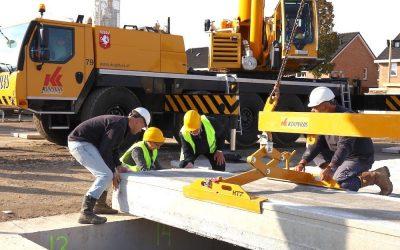 Start bouw Oost Esch Borne