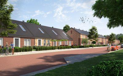 Nieuwbouw 28 woningen Dr. Schaepmanstraat Valkenswaard