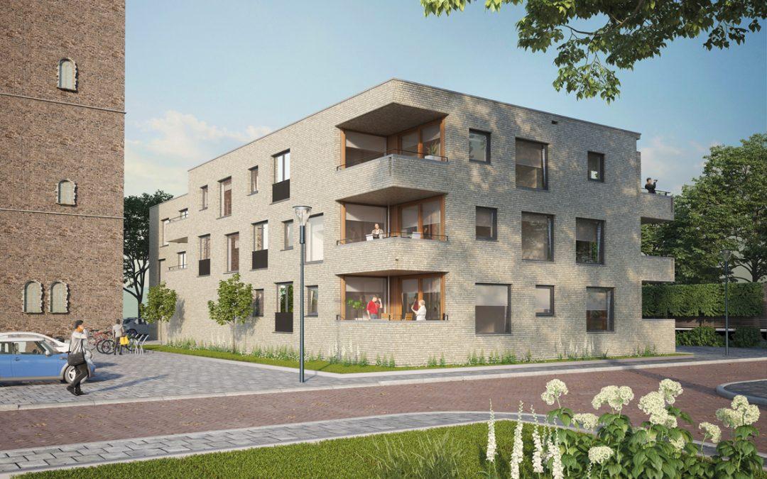 Appartementencomplexen Kaatsheuvel opgeleverd