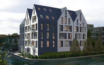 Bouw appartementencomplex De Hofstede gestart