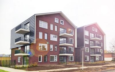 Project Duette in Enschede opgeleverd