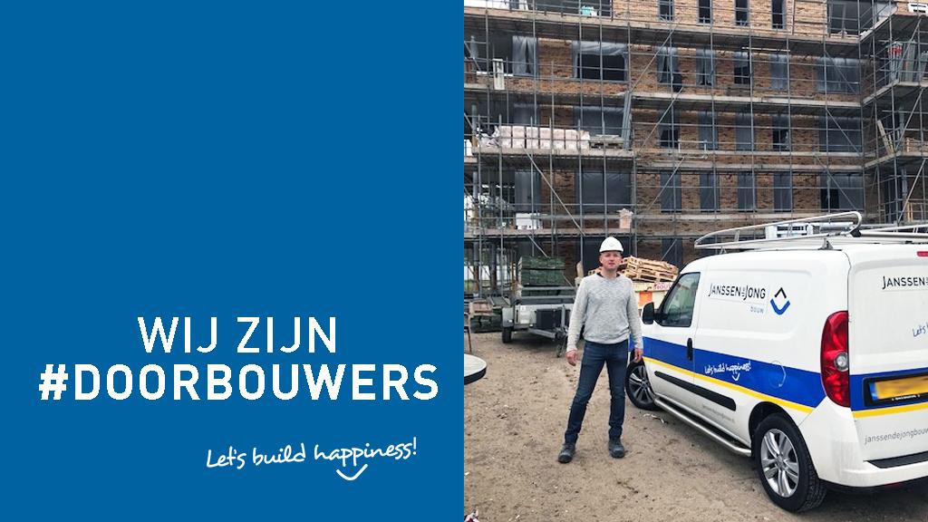 #doorbouwers: op pad met uitvoerder Tim