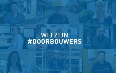 Wij zijn Janssen de Jong Bouw #doorbouwers