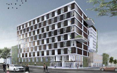Bouw 95 appartementen en 5 stadswoningen in Venlo