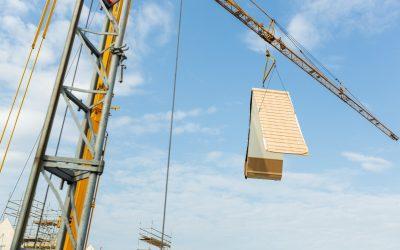 Kijkje op de bouw: Plaatsen dakkappen Baarlo
