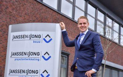 Alkin Kemperman nieuwe vestigingsdirecteur Janssen de Jong Bouw Oost
