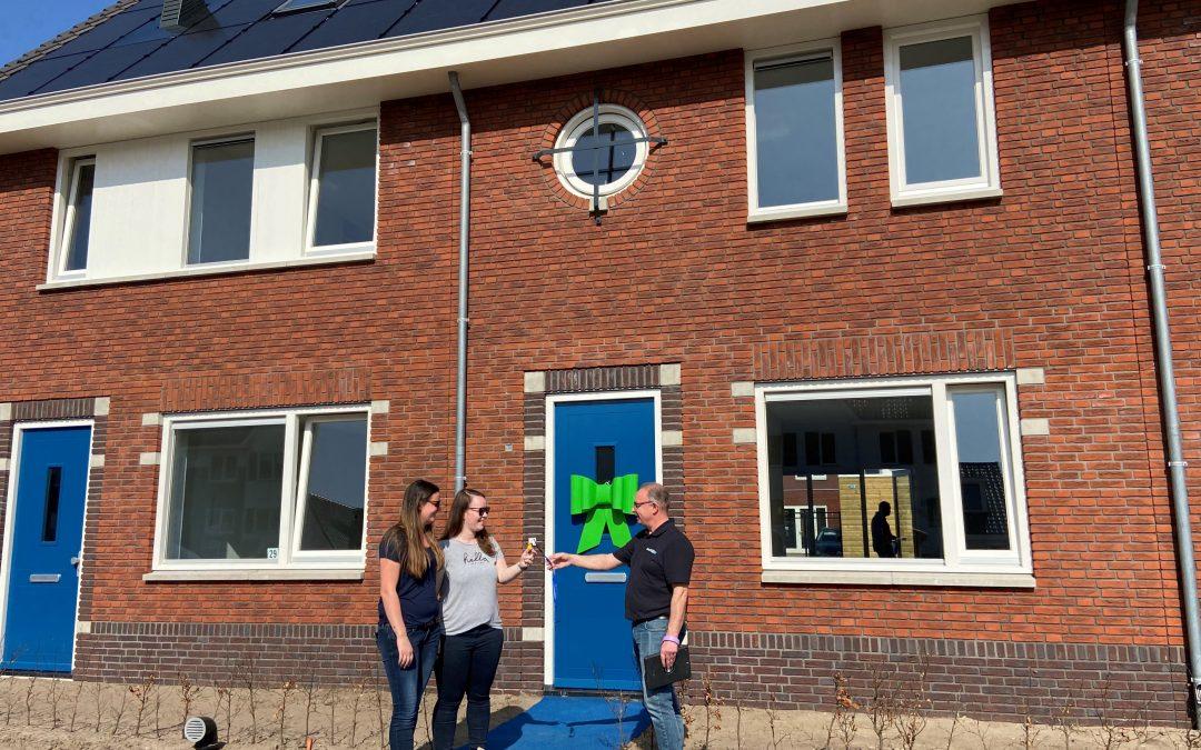 Janssen de Jong Bouw levert fase 4 Goede Morgen in Vlijmen op