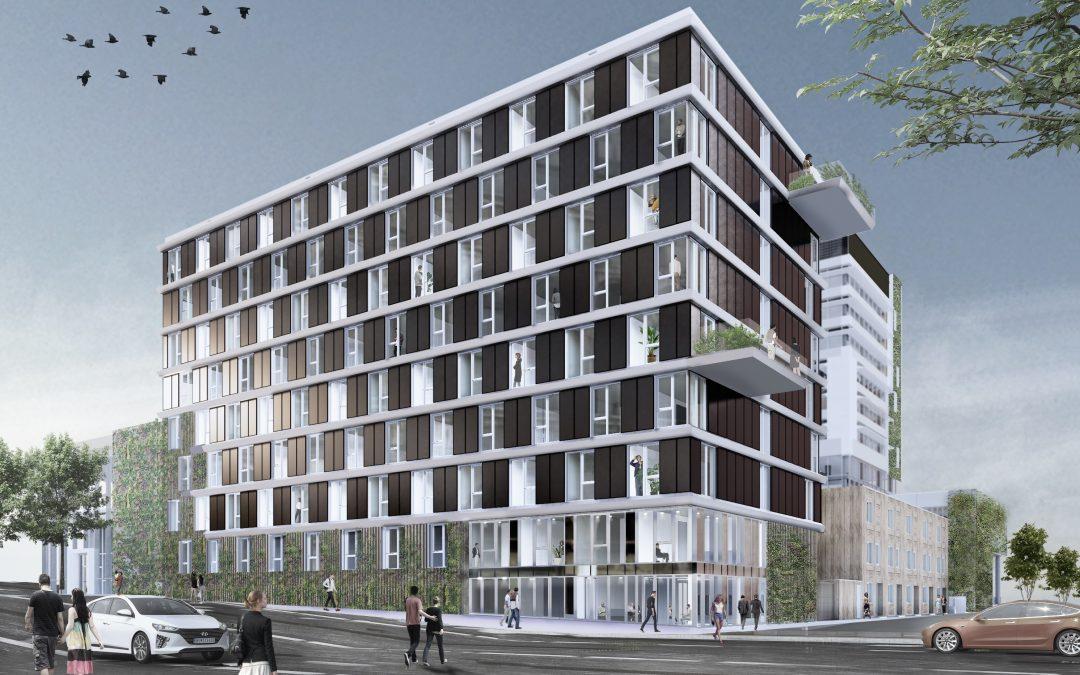 Bouw eerste circulaire woongebouw in Venlo van start
