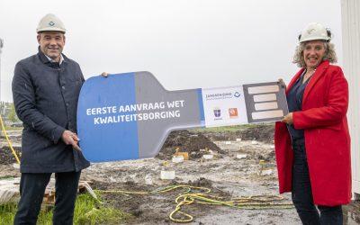 Gemeente Oldenzaal start met 't Leemer proefproject volgens 'Wet kwaliteitsborging voor het bouwen'