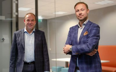 Janssen de Jong Groep en New Horizon samen met de markt in de hoogste versnelling naar een circulaire economie
