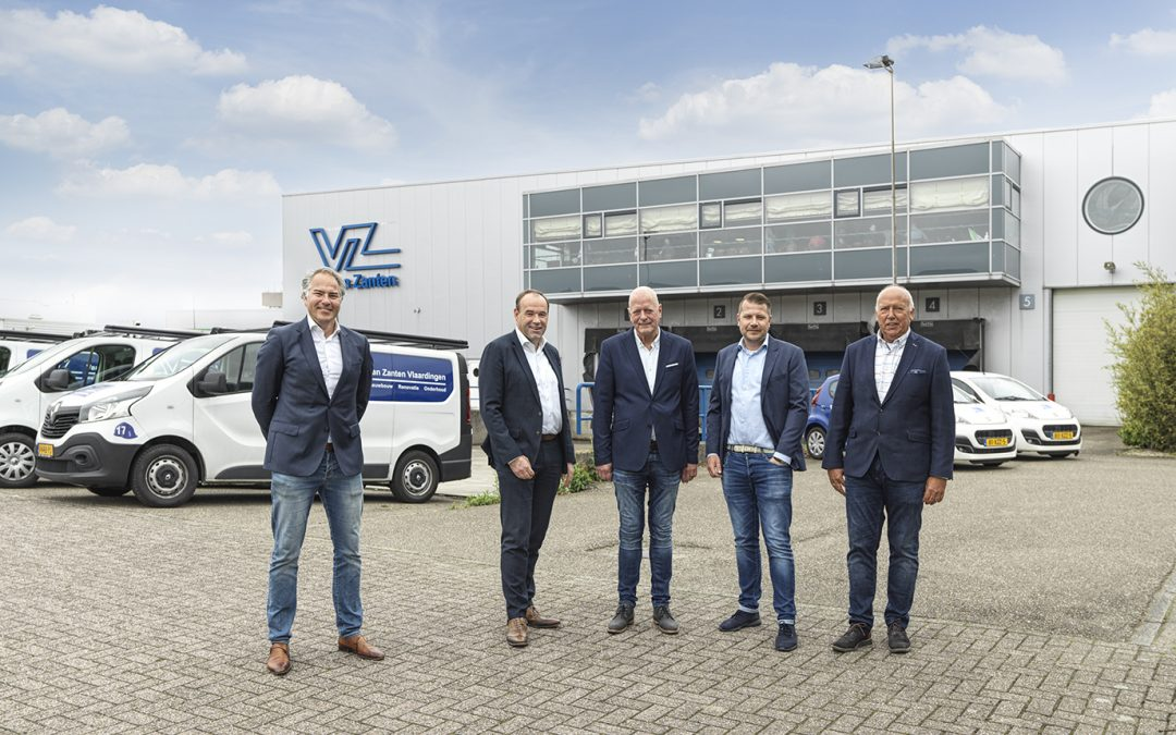 Strategische samenwerking tussen Janssen de Jong Groep en Van Zanten Vlaardingen