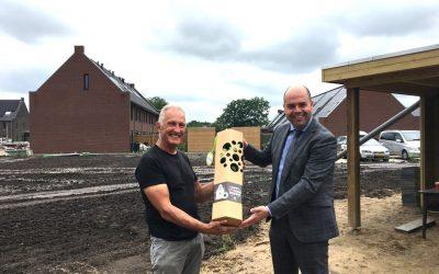 Happy New Home Boom voor 34 kopers fase IV De Afhang in Horst