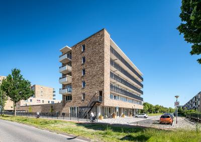 Groningen: Klein Corpus fase 3 aan de Semmelweisstraat