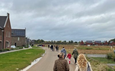 Feestelijke start bouw woningen Neeldervelt in Roermond
